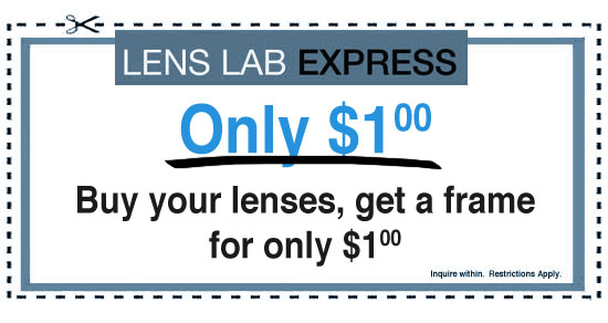 glasses frame coupon west new york